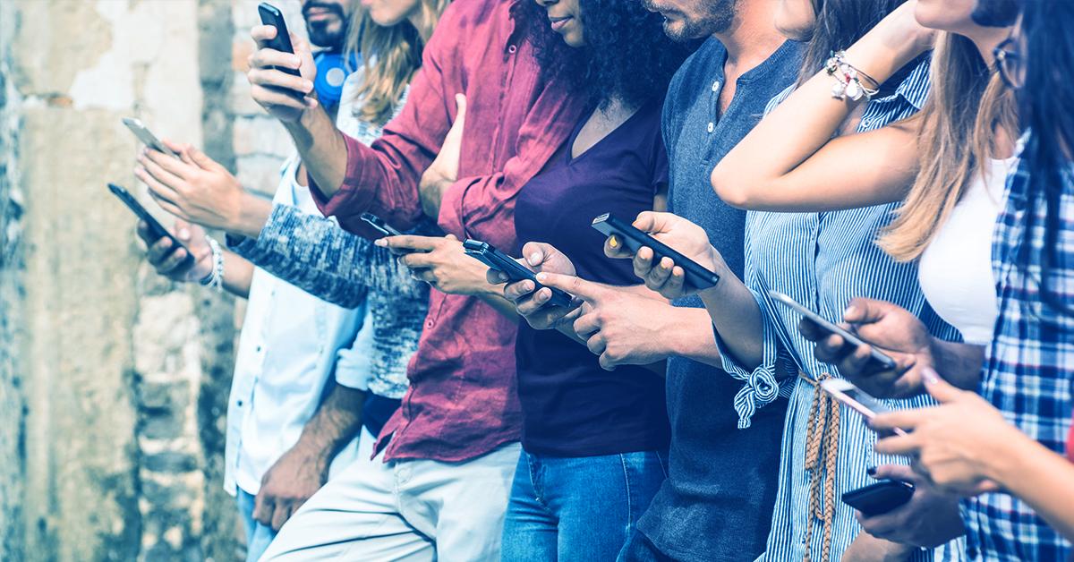 O boom dos smartphones e seu impacto no comportamento do consumidor