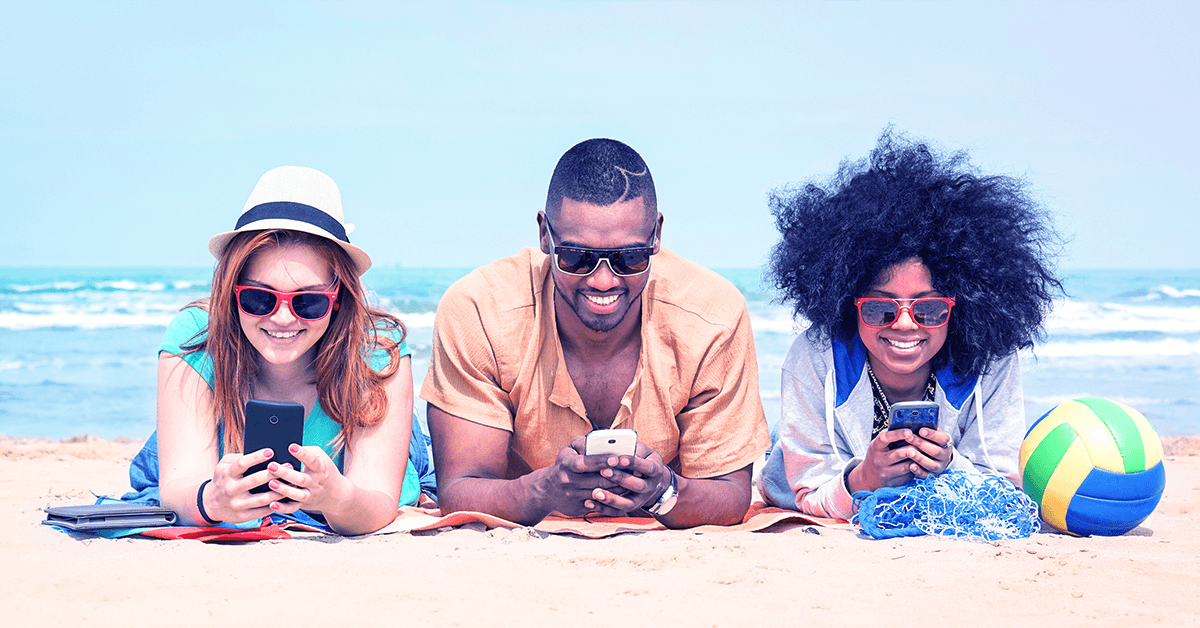 Um painel de respondentes mobile em um mundo cada vez mais conectado