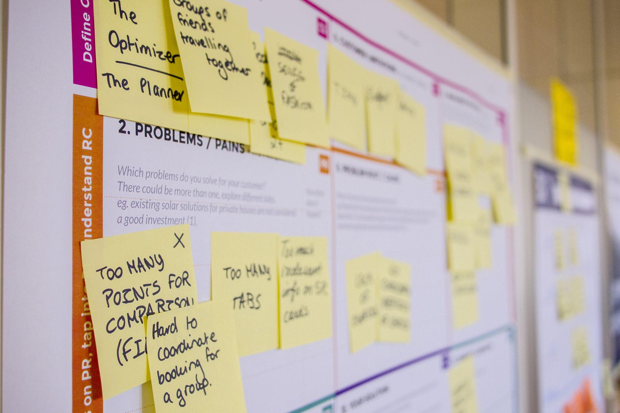 Como usar o Design Thinking na estratégia de lançamento de produtos e reduzir riscos