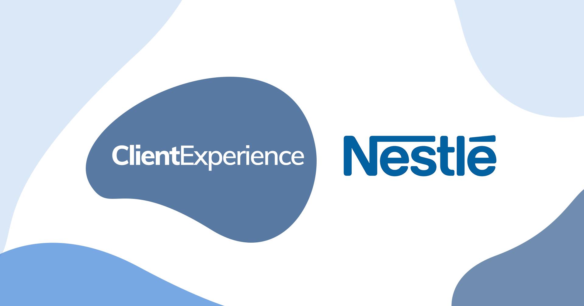 Client Experience - Lançamento de produtos Nestlé