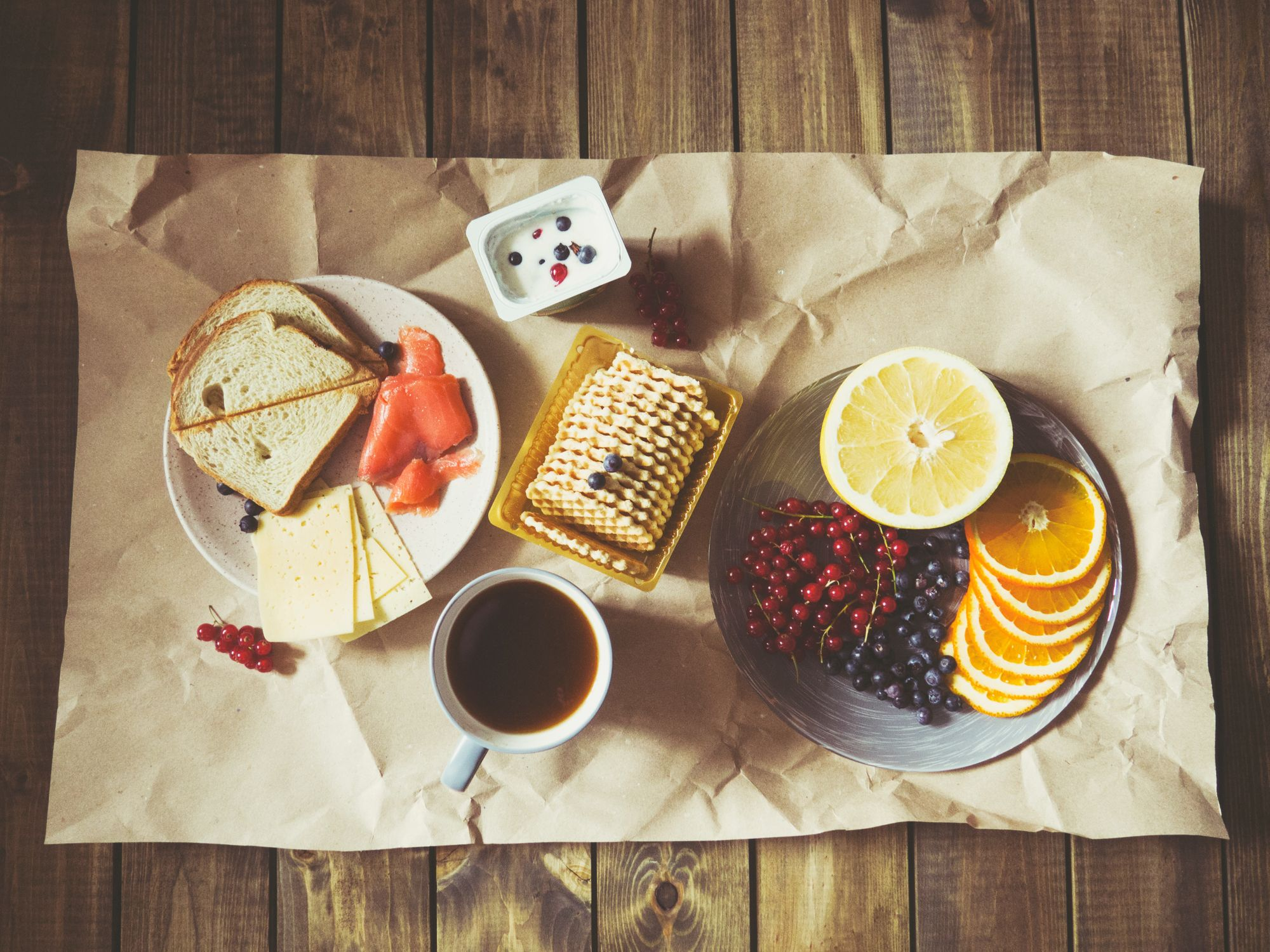 Snacks: o que tem pro lanche?