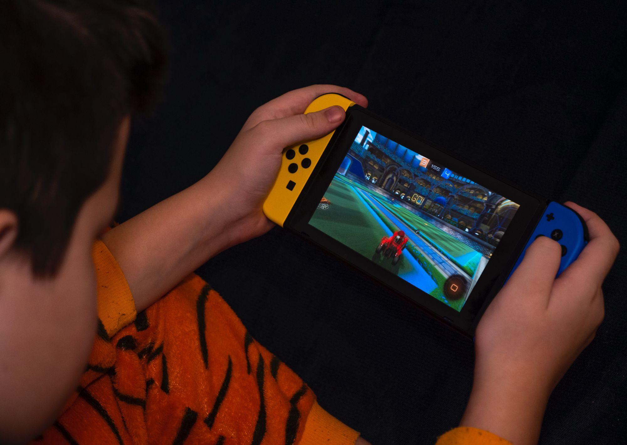 Videogame é coisa de menino?
