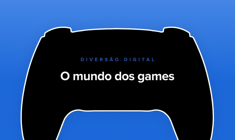 Diversão digital: o mundo dos games!